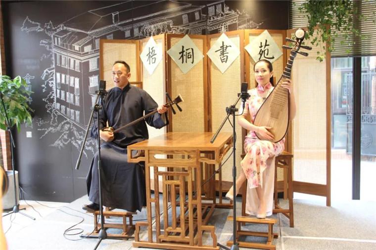 上海徐汇:新时代文明奉上一道曲艺大餐
